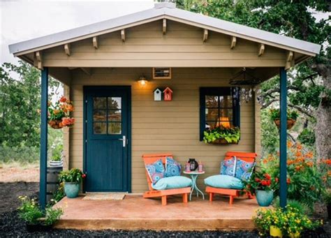 tiny houses    big difference  austins