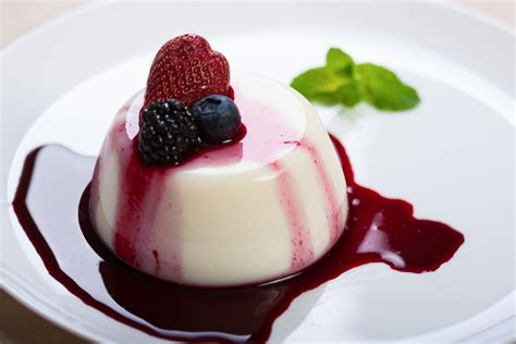recipe for panna cotta dessert panna cotta recipe epicurious