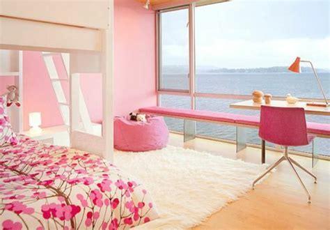 chambre fille moderne la chambre ado fille 75 idées de décoration archzine fr
