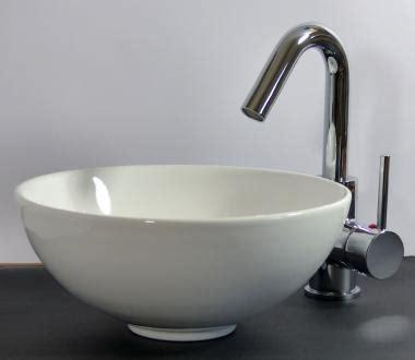aufsatzwaschbecken rund 28 cm nero badshop keramik aufsatz waschbecken rund 28cm kaufen