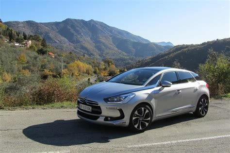 interieur citroen ds5 sport chic photo