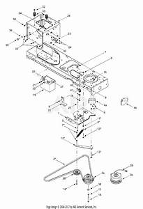Cub Cadet Rzt 50 Belt Diagram : mtd 14a9816k190 gt 2550 2003 parts diagram for pto ~ A.2002-acura-tl-radio.info Haus und Dekorationen