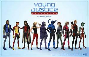 Young Justice Season 3 Characters Confirmed | Collider