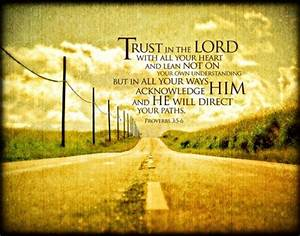 Trust In The Lord Quotes. QuotesGram