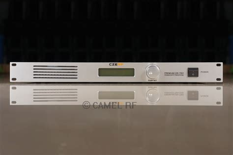 Stereo Broadcast Transmitter Cze With
