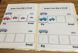 file folder vehicles big to small the autism helper With vehicle document folder