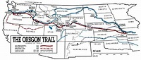 Oregon Trail – Pathway to the West – Legends of America
