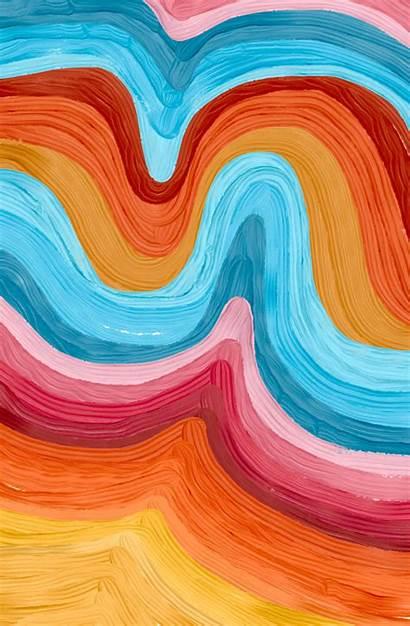 Aesthetic Artsy Orange Wallpapers Overlay Vsco