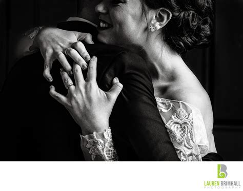 Passionate Wedding Embrace Wedding Photographers