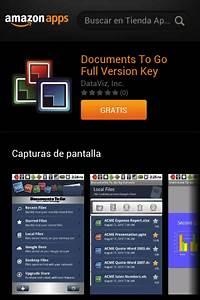 Documents to go full version key gratis solo hoy en amazon for Documents app xiaomi