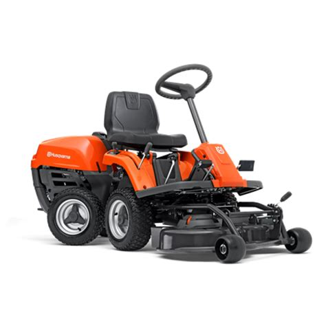 small lawn mowers husqvarna small ride on lawn mower r 112c