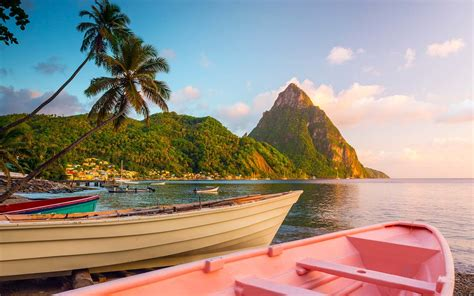 15 caribbean destinations that were made for a romantic