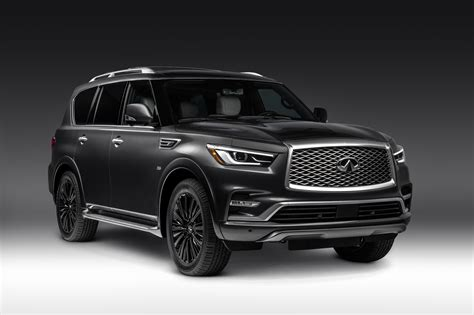 2019 Infiniti Qx80 And Qx60 Limited Editions Coming To New
