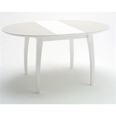 tavolo rotondo bianco allungabile piccolo tavolo allungabile tavoli allungabili moderni