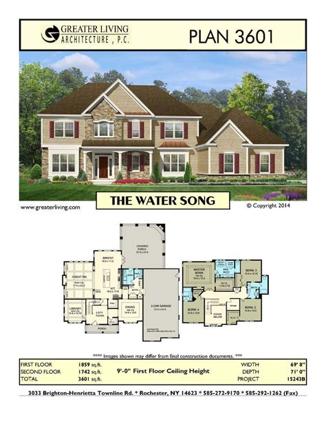 Pin by shannon on houses in 2020 Family house plans