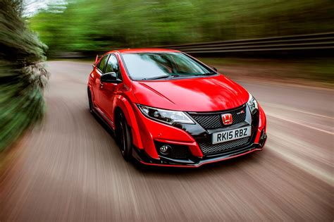 Honda Civic Type R (2015) Review
