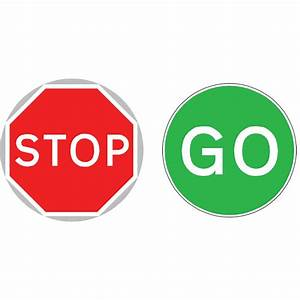 Stop And Go : free printable stop and go sign clipart best ~ Medecine-chirurgie-esthetiques.com Avis de Voitures