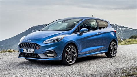 2019 Ford Fiesta St Review Drivecomau