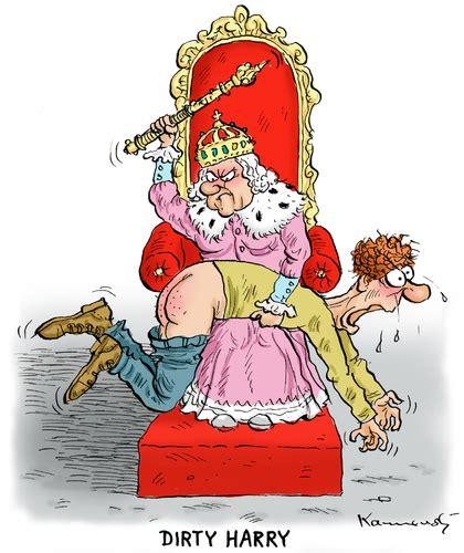dirty harry  marian kamensky philosophy cartoon toonpool
