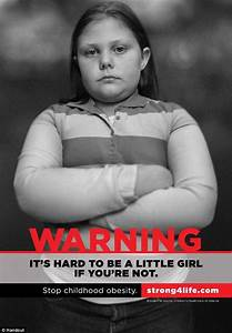 Weighty debate over anti-obesity ads featuring fat kids ...