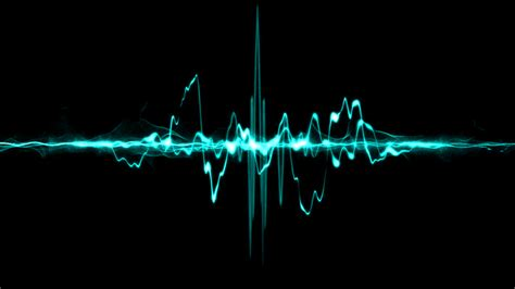 Animated Sound Wallpaper - sound waves black animation gif wallpaper animations