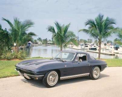How Fast Does A Corvette Go by How Fast Can A 1959 Chevy Corvette Go