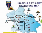 The number of U.S. military bases in Germany - U.S ...