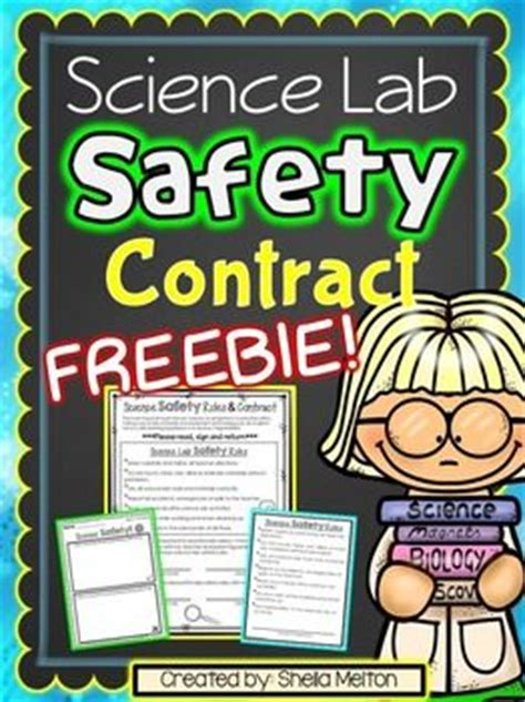 Best 25+ Science Safety Ideas On Pinterest  Science Safety Lessons, Science Lab Safety And