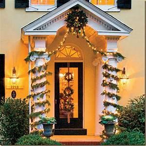 20, Great, Christmas, Front, Door, Decorating, Ideas