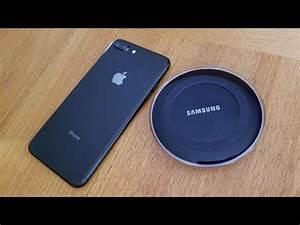 Iphone 8 Plus Wireless Charging : samsung wireless charger for iphone 8 iphone 8 plus ~ Jslefanu.com Haus und Dekorationen