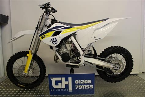 best 85cc motocross bike husqvarna tc85 b w 85cc moto cross white