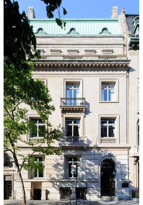 neo italian renaissance townhouse mansion  manhattan