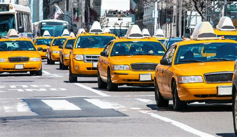 New York City Taxi Hailing Service
