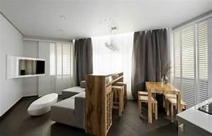 Sofa Für Kleine Wohnzimmer : 30 dekovorschl ge f r wohnzimmer mit essbereich ~ Bigdaddyawards.com Haus und Dekorationen