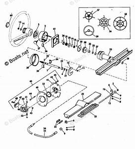 Omc Sterndrive Parts 235hp Oem Parts Diagram For