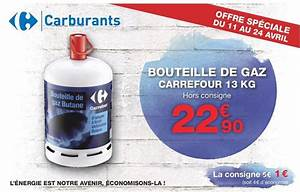 Prix Bouteille De Gaz Carrefour