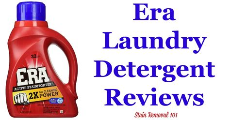 Best Laundry Detergent Buying Guide by Era Laundry Detergent Reviews Ratings And Information