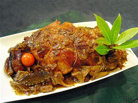 agneau de sept heures cuisine traditionnelle gigot de 7 heures la recette facile par toqués 2 cuisine