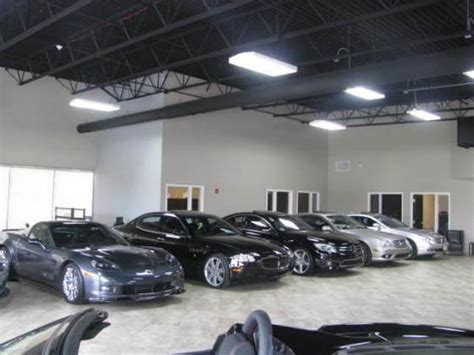 Dealers Chicago by Chicago Motor Cars Car Dealership In West Chicago Il