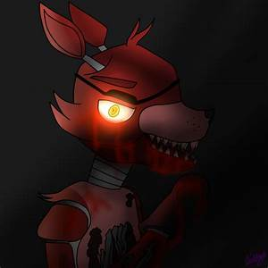 FNAF-Foxy The Fox by MercenaryBlood on DeviantArt