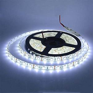 Led Stripes : splevisi 5m led strip 5050 60led m dc12v flexible led light strip rgb warm cool white led ruban ~ Watch28wear.com Haus und Dekorationen