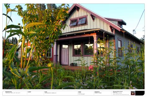 Beekeeper's Bungalow 01 png Small house catalog Small