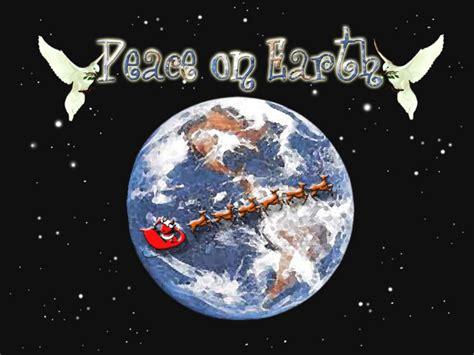 Christmas Peace On Earth
