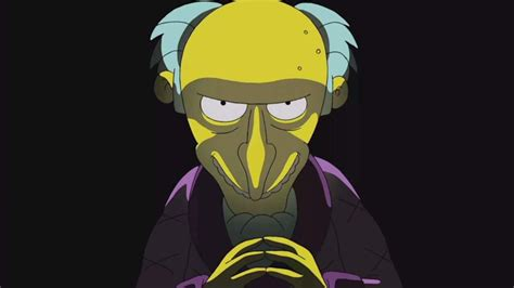 Harry Shearer, Voice of Mr Burns, Quits Simpsons
