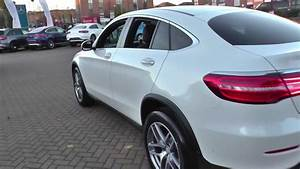 Mercedes 220 Coupe : mercedes benz glc class coupe glc 220 d 4matic amg line coupe u26051 youtube ~ Gottalentnigeria.com Avis de Voitures