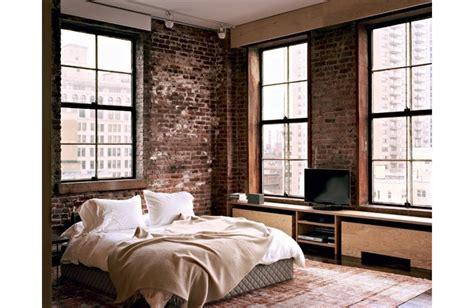 déco chambre style loft