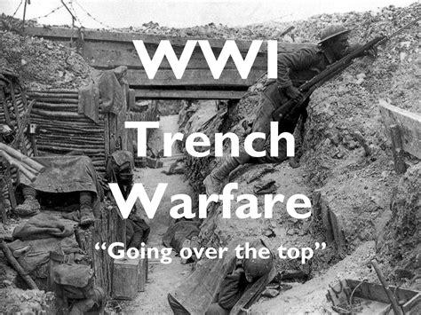 Apush Trench Warfare