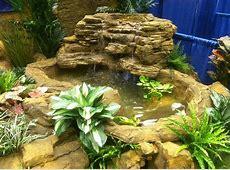 Pond Waterfall Kits, Prefab Fish Ponds & Backyard Waterfalls