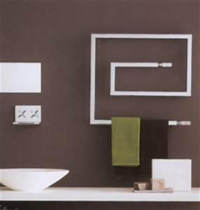 Porte Serviette Chauffant : porte serviettes chauffants et s che serviettes design ~ Nature-et-papiers.com Idées de Décoration