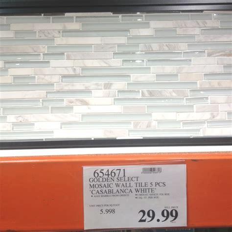 tile  costco  kitchen backsplash kitchen
